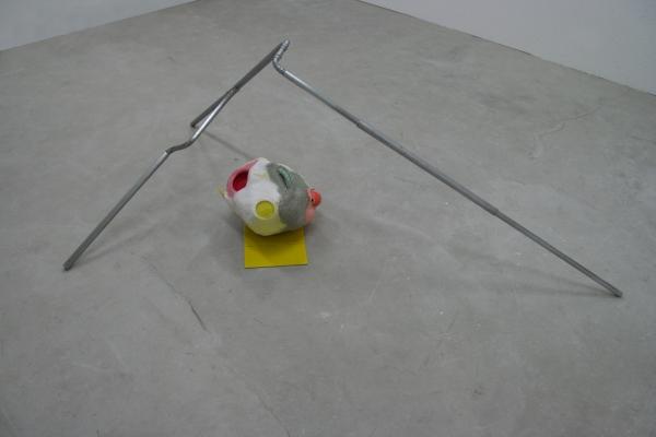 Plastik/Alu/155x115x80cm/